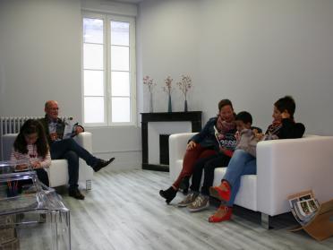 salle attente Chalon-sur-Saone