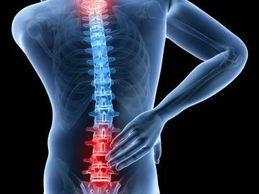 douleur vertebrale