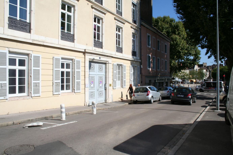 rue du docteur Mauchamp